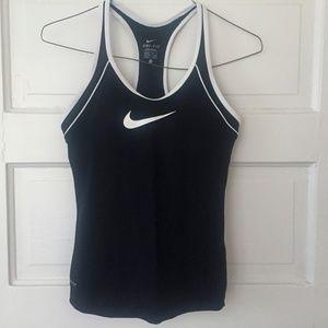 Nike Tops - Nike Dri-Fit Women's Black Sports Bra